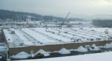 Очистка крыши (кровли) от снега